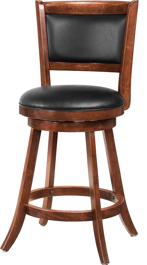 bar stool swivel chairs coaster furniture 101919 swivel counter height bar