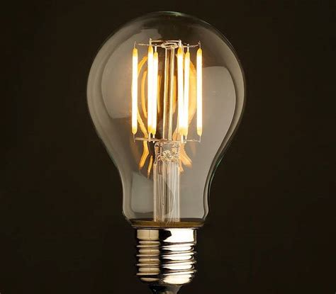 who makes led lights led bulbs look just like timey edison incandescents