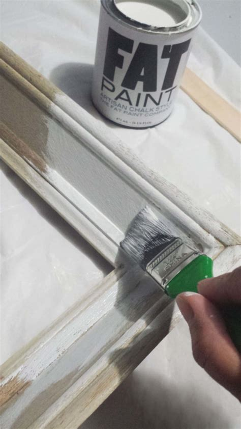 chalk paint frames diy learn to make shabby chic chalkboard frames