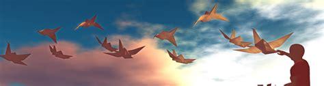 origami flying origami flying crane