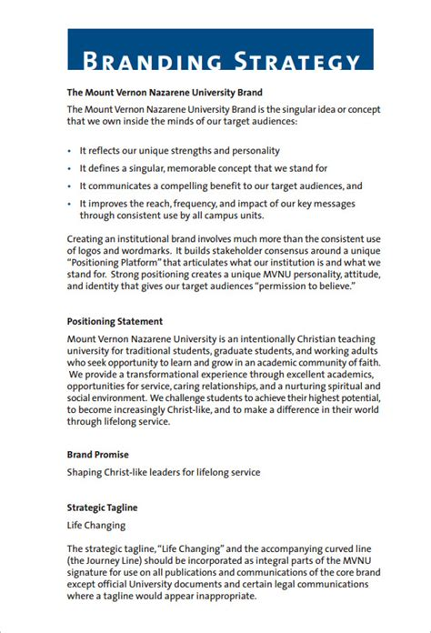 proposal template 187 brand proposal template cover letter