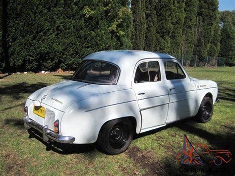 1963 Renault Dauphine by Renault Dauphine Gordini 1963 Excellent Condition R8 R10