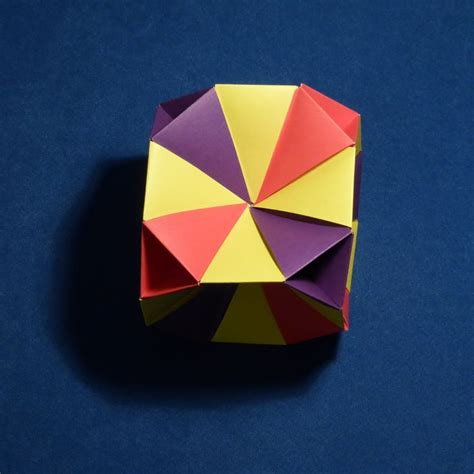 easy modular origami 17 best images about creative sonobe on