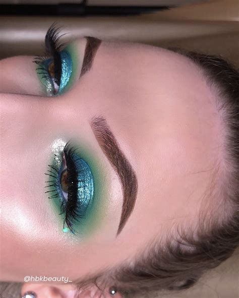 25 unique green eyeshadow ideas on pinterest green