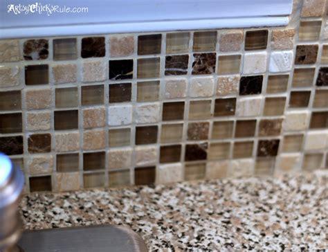 tile backsplash trim kitchen tile backsplash do it yourself artsy rule 174