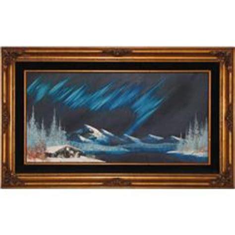 bob ross northern lights painting for sale bob ross northern lights painting