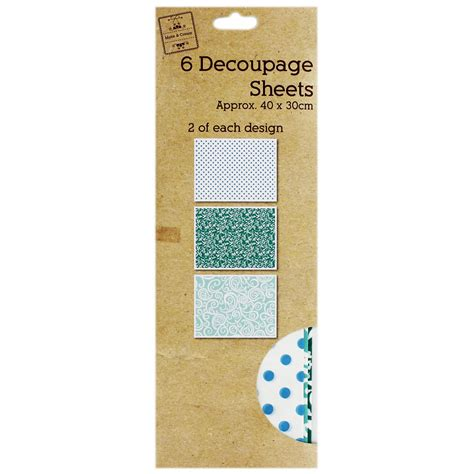 decoupage paper suppliers blue decoupage paper craft paper at the works