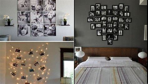 decoracion habitacion con fotos 37 ideas decoraci 243 n de cuartos f 225 ciles de hacer de 100