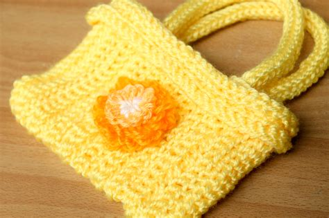 spool knitting how to how to spool knit a small carry bag 6 steps with pictures