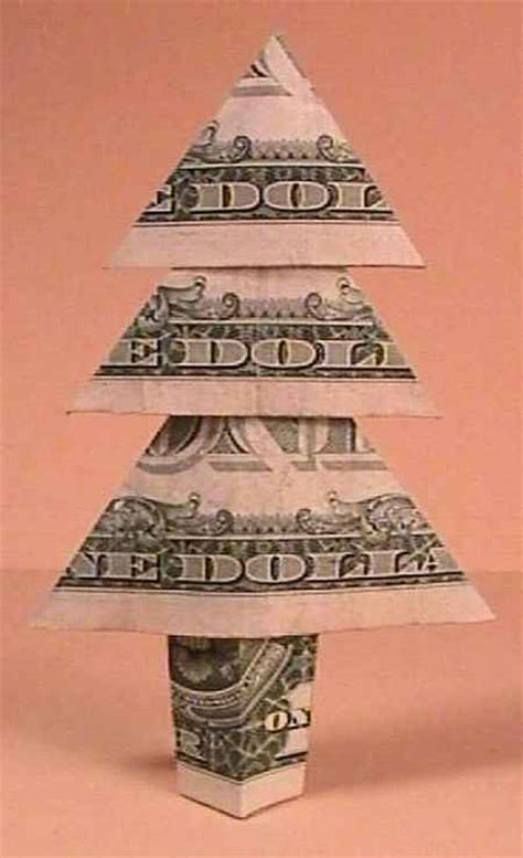 origami money tree 21 origami money ideas gifts in the form of