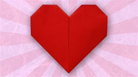 origami hearts origami folding