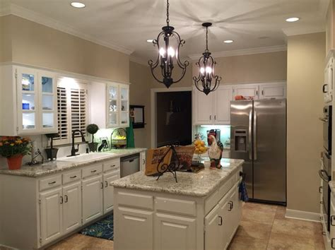 sherwin williams china doll white kitchen cabinets white granite sherwin