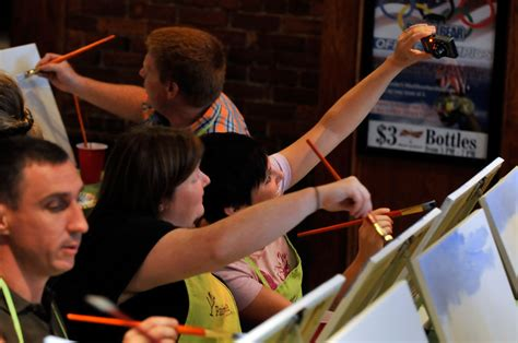 paint with a twist new hartford eye contact photo paint nite hartford