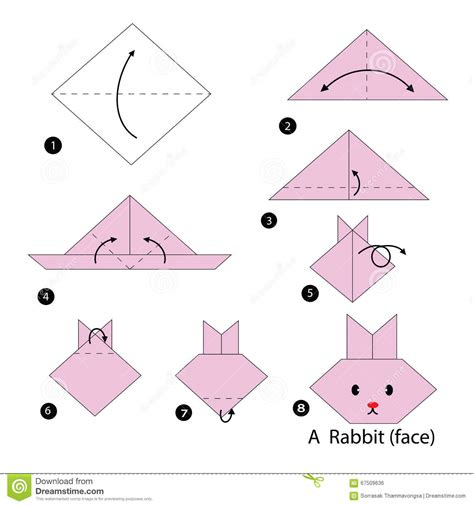 how to make an origami leopard step by step how to make origami a rabbit