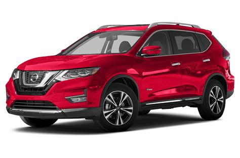 Nissan Rogue by Nissan Rogue 2017 Hybrid