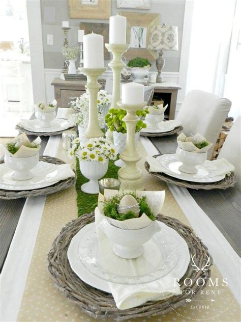 decoration ideas for table settings 25 best ideas about everyday table centerpieces on