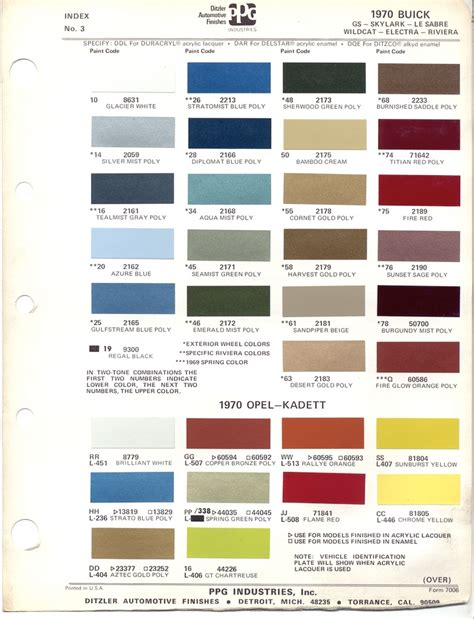 1994 2003 gm cadillac catera opel vauxhall 90510649 cadillac paint colors 2007 paint color ideas
