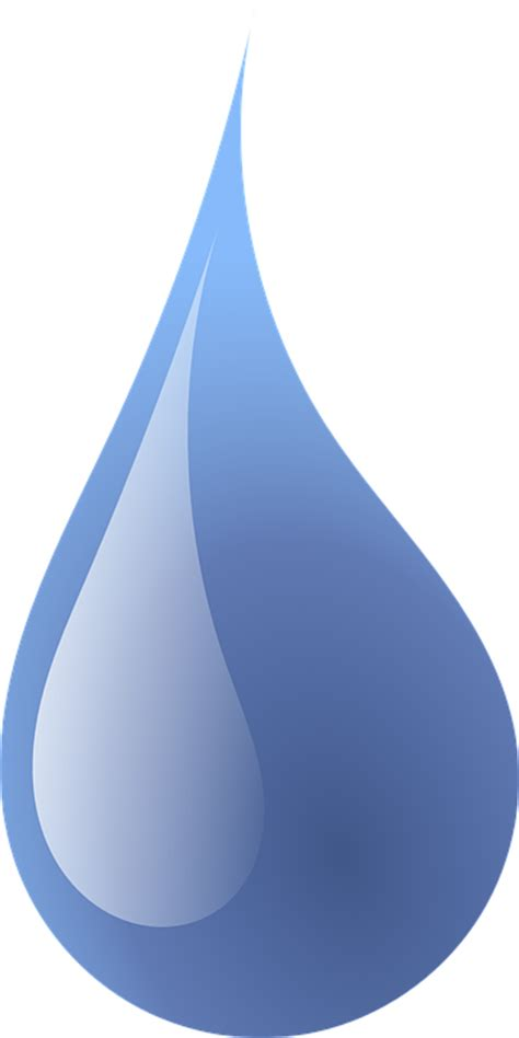 tear drop free vector graphic drop water tear teardrop