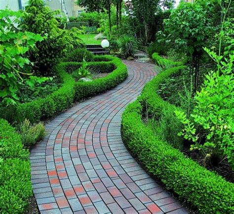 pathway designs brick pathway ideas for garden design