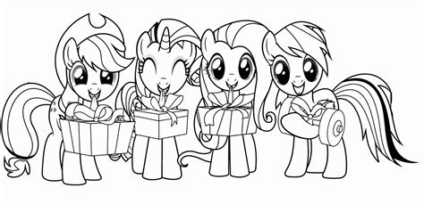pony colouring coloring home