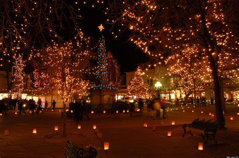 santa fe lights the photos of firework in new mexico and more