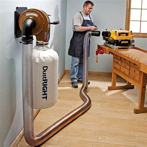 dust collection woodworking dust collection finding the solution that s right for you