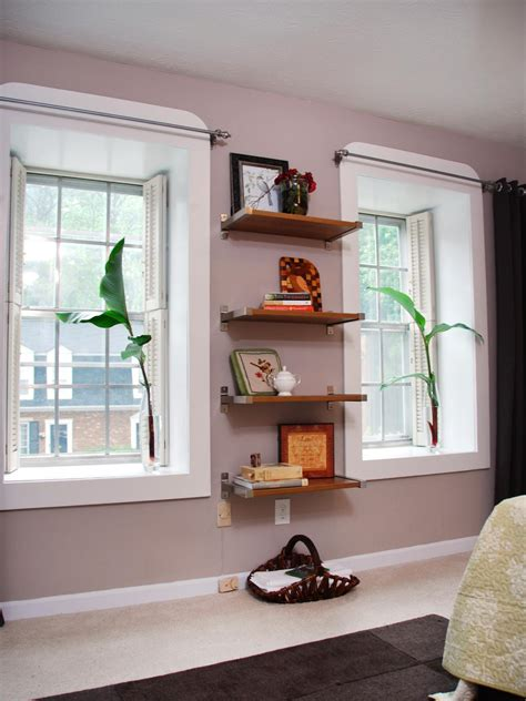 decorate with decorating with floating shelves interior design styles