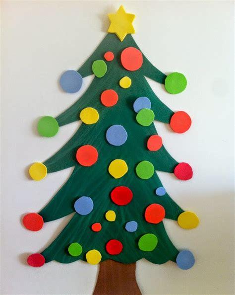 adornos arbol de navidad manualidades c 243 mo hacer un 225 rbol de navidad con goma manualidades