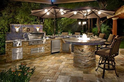 back yard kitchen ideas outdoor kitchens the tub factory island tubs