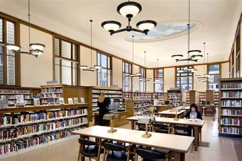library interior a n park branch library interior a n