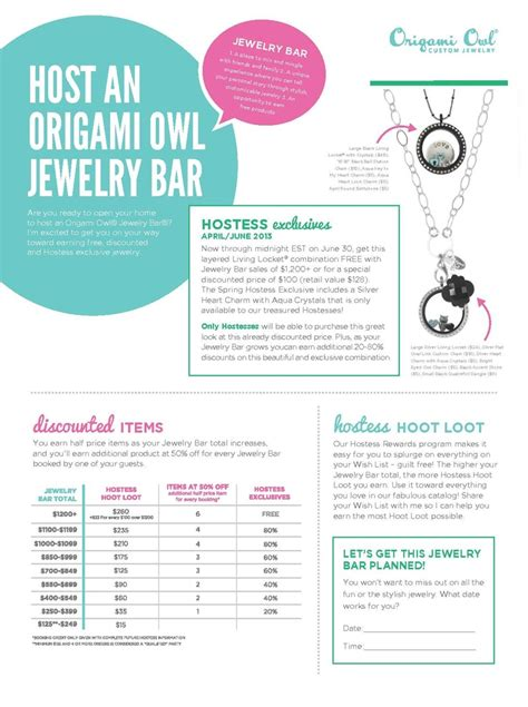 host an origami owl pin by bolton on for work