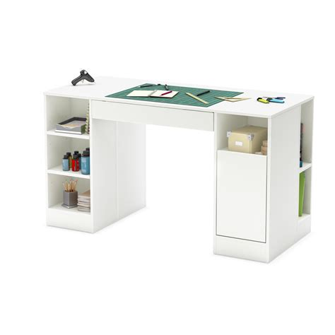 craft table with storage for counter height craft table storage organizer hobby sewing