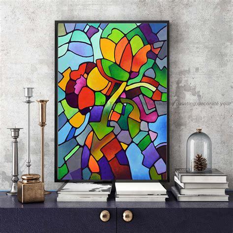 acrylic painting ideas for living room kaufen gro 223 handel ber 252 hmte k 252 nstler moderne aus