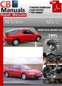 service repair manual free download 1995 mazda mx 6 free book repair manuals mazda mx 3 1995 service repair manual ebooks automotive