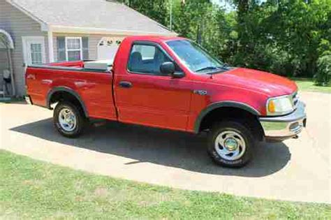 1997 Ford F 150 Standard by Buy Used 1997 Ford F 150 Xl Standard Cab 2 Door 4