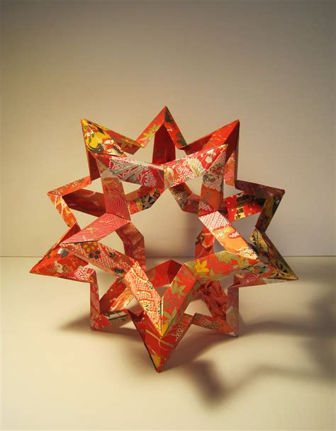 dodecahedron origami origami maniacs origami dodecahedron by francesco