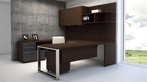 modern desks with storage modern at two u shaped desk with multifile storage