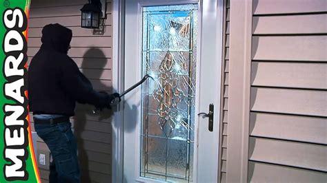 secure exterior door security exterior doors what s new menards