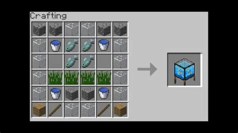 crafting for minecraft crafting ideas
