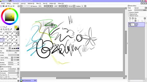 paint tool sai sensitivity not working sai tips post check link for new updates by