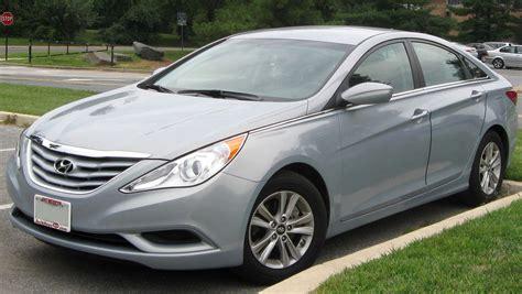 2012 Hyundai Sonata Recall by 2011 And 2012 Hyundai Sonata Sedans Recalled For Fixing Of