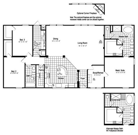 palm harbor mobile home floor plans best 25 home floor plans ideas on house floor