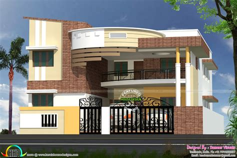 contemporary home plans with photos image gallery indian home design
