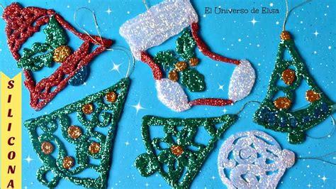 adornos de navidad manualidades para el arbol adornos navide 241 os para el 193 rbol de navidad con silicona