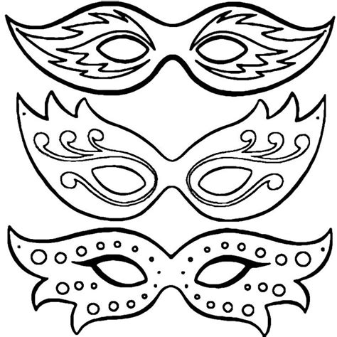 17 best images about carnaval on coloring coloring pages and cut and paste