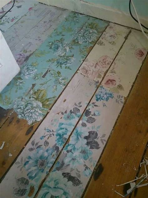 decoupage stairs floors home and decoupage on