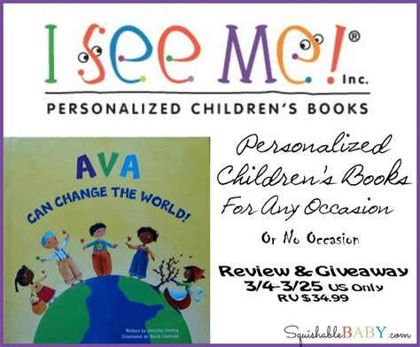 personalized books for children with their picture i see me personalized books for the squishable baby