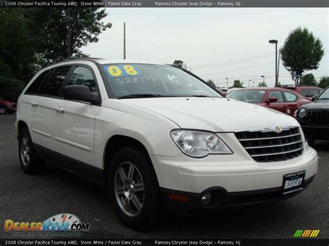 2008 Chrysler Pacifica Touring by 2008 Chrysler Pacifica Touring Awd White Pastel