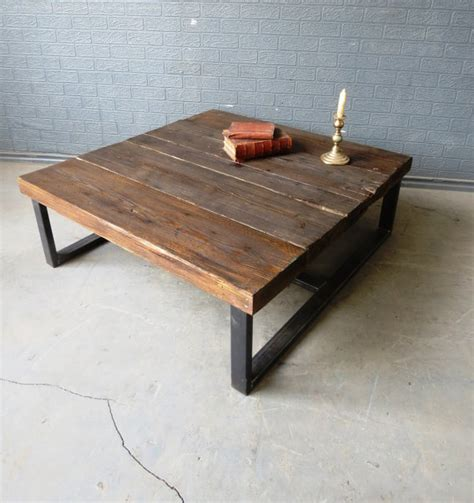industrial steel coffee table 8 beautiful industrial coffee tables