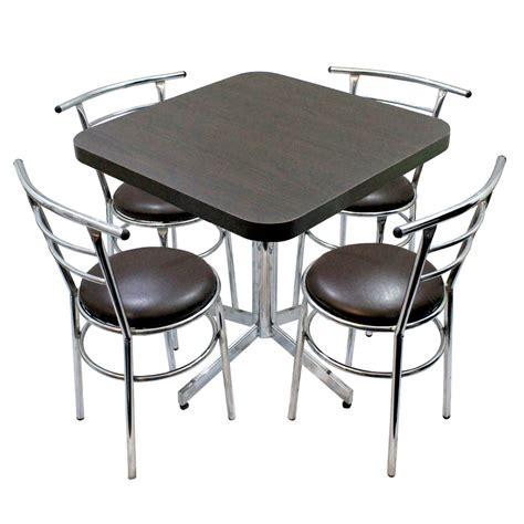 sillas y mesas para cafeterias mesa con sillas para restaurante bar cafeter 237 a comedor